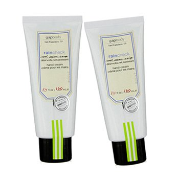 GapRaincheck Hand Cream Duo Pack 2x100ml/3.4oz