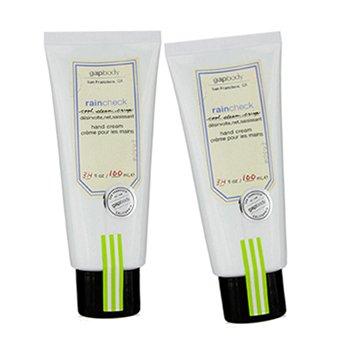 GapRaincheck Hand Cream Duo Pack 2x100ml/3.4oz