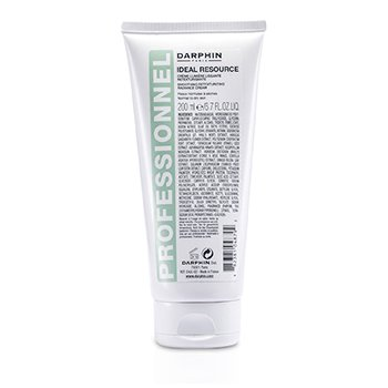 DarphinIdeal Resource Smoothing Retexturizing Radiance Cream (Normal to Dry Skin; Salon Size) 200ml/6.7oz