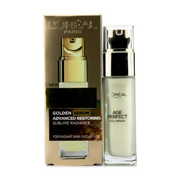 L'Oreal�������觼������ Age Perfect Cell Renew Golden  30ml/1oz