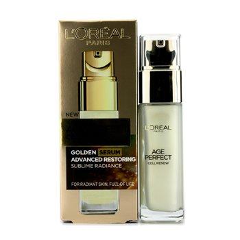 L'Oreal Age Perfect Cell Renew Golden Serum Advanced Restoring 30ml/1oz