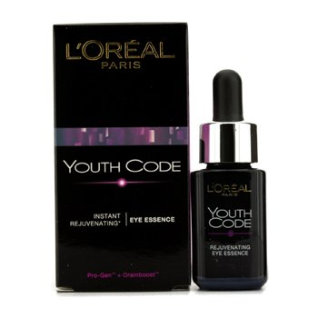 L'OrealEss�ncia Para Olhos Youth Code Rejuvenating 15ml/0.5oz