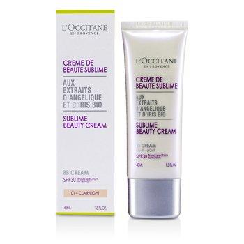 Tratamento DiurnoSublime Beauty Cream SPF 30 - Clair/Light 36BBL40A13 40ml/1.3oz