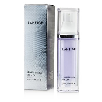 Laneige Skin Veil Base EX SPF 22 - # No. 40 Light Purple 30ml/1oz