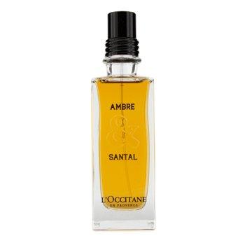 L'Occitane Ambre & Santal Eau De Toilette Spray  75ml/2.5oz
