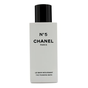 Chanel No.5 The Foaming Bath - Perawatan Tubuh  200ml/6.8oz