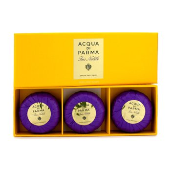Acqua Di ParmaIris Nobile Perfumed Soaps 3x80g/2.8oz