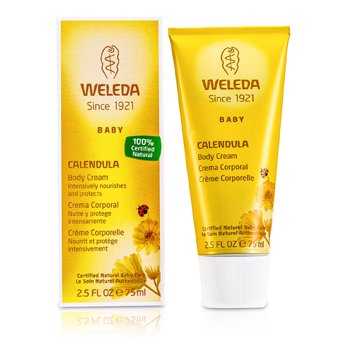 WeledaBaby Calendula Body Cream 75ml/2.5oz