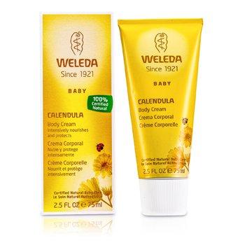 Weleda Baby Calendula Body Cream  75ml/2.5oz