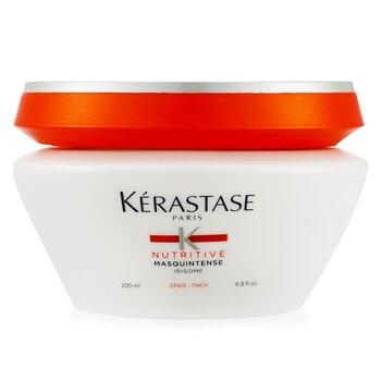 Купить Nutritive Masquintense Концентрированное Питательное Средство (для Сухих и Очень Чувствительных Волос) 200ml/6.8oz, Kerastase