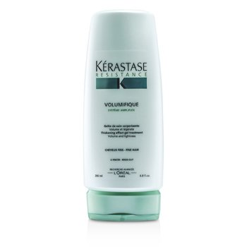 KerastaseResistance Volumifique Thickening Effect Gel Treatment (For Fine Hair) 200ml/6.8oz