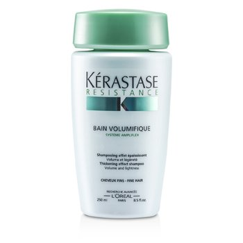 KerastaseResistance Bain Volumifique Thickening Effect Shampoo (For Fine Hair) 250ml/8.5oz