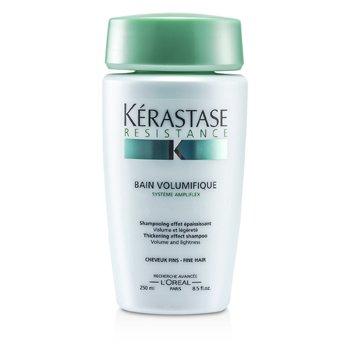 Kerastase Resistance Bain Volumifique Thickening Effect Shampoo (Para cabelos finos)  250ml/8.5oz