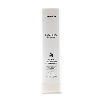 LanzaHealing Remedy Scalp Balancing Conditioner 250ml 8.5oz