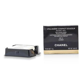 Chanel Phấn Trọng Lượng Nhẹ Cpt MU SPF10 (h�ng nạp lại) # 20 Beige  13g/0.45oz