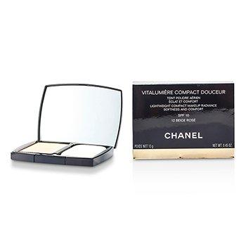Chanel Phấn Trọng Lượng Nhẹ Dưỡng Da Chống Nắng M/U SPF 10 # 12 Beige Rose  13g/0.45oz