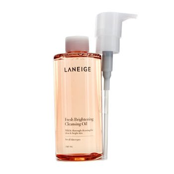LaneigeFresh Brightening Cleansing Oil (For All Skin Types) 250ml/8.3oz