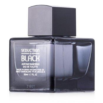 Antonio Banderas Seduction in Black Eau De Toilette Spray  50ml/1.7oz