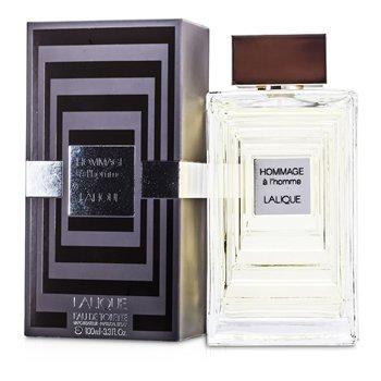 Lalique Hommage A L'Homme Eau De Toilette Spray  100ml/3.3oz