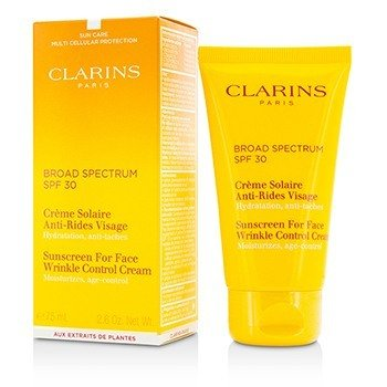 Clarins �������������� �������� ��� ���� ������ ������ � ������� �������� ������ SPF 30 75ml/2.6oz