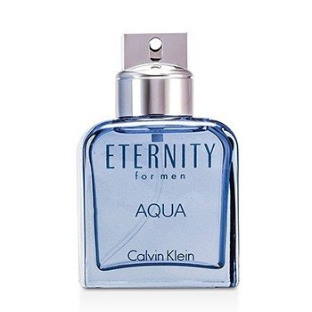 Calvin Klein Eternity Aqua Eau De Toilette Spray (Unboxed)  100ml/3.4oz