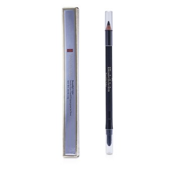 Elizabeth ArdenBeautiful Color Smoky Eyes Pencil - #01 Smoky Black 1.1g/0.04oz