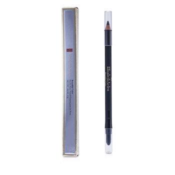 Elizabeth Arden Beautiful Color Smoky Eyes Pencil - #01 Smoky Black 1.1g/0.04oz