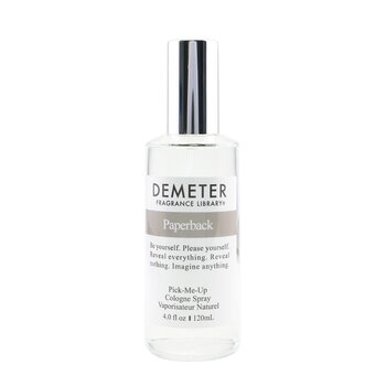 DemeterPaperback Cologne Spray 120ml/4oz