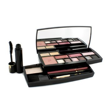 LancomeAbsolu Voyage Complete Makeup kit (1x Powder, 1x Blush, 2x Concealer, 6x EyeShadow....)