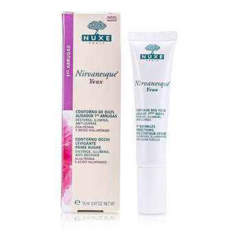 NuxeNirvanesque 1st Wrinkles Smoothing Eye Contour Cream 15ml/0.47oz