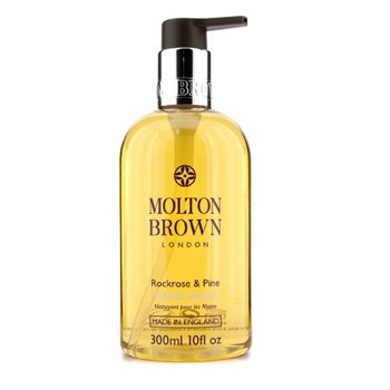 Molton BrownRockrose & Pine Jab�n de Manos 300ml/10oz