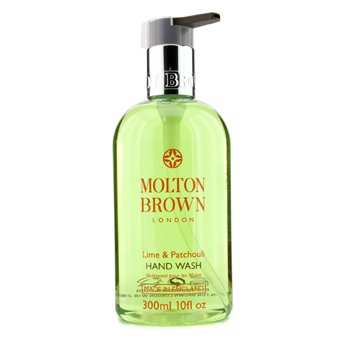 Molton BrownLime & Patchouli Jab�n de Manos 300ml/10oz
