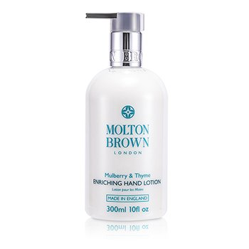 Molton BrownMulberry & Thyme Loci�n de Manos Enriquecedora 300ml/10oz