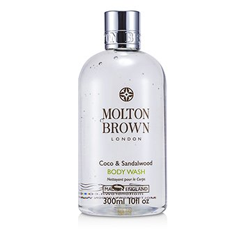 Molton BrownCoco & Sandalwood Jab�n Corporal 300ml/10oz
