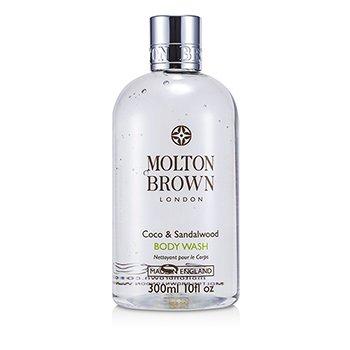 Molton Brown Coco & Sandalwood Body Wash  300ml/10oz