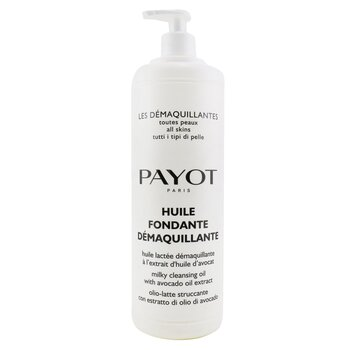PayotLes Demaquillantes Huile Fondante Demaquillante Milky Cleansing Oil - For All SKin Types (Salon Size) 1000ml/33.8oz