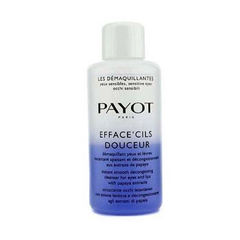 PayotLes Demaquillantes Efface' Cils Douceur Instant Smooth Decongesting Cleanser For Eyes & Lips (Salon Size) 200ml/6.7oz