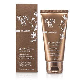 Yonka Sunscreen Cream SPF25 UVA/UVB 50ml/1.65oz