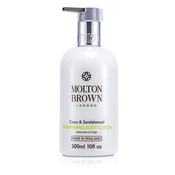 Molton Brown Coco & Sandalwood Nourishing Body Lotion  300ml/10oz