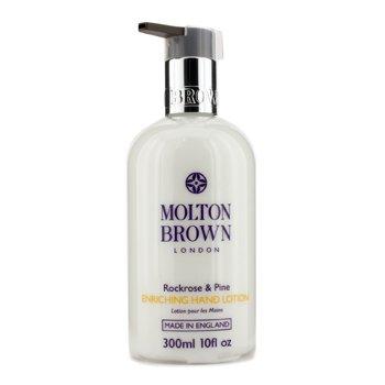 Molton BrownRockrose & Pine Loci�n de Manos Enriquecedora 300ml/10oz