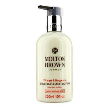 Molton Brown Orange & Bergamot Loci�n de Manos Eriquecedora  300ml/10oz