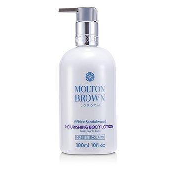 Molton Brown White Sandalwood Nourishing Body Lotion  300ml/10oz