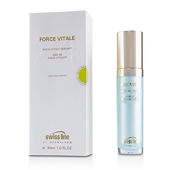 Swissline Force Vitale Aqua-Vitale Serum 24  30ml/1oz