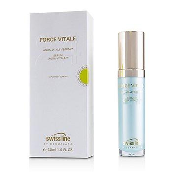 Swissline Force Vitale Aqua-Vitale Suero 24  30ml/1oz