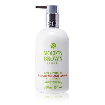 Molton BrownLime & Patchouli Enriching Hand Lotion 300ml/10oz