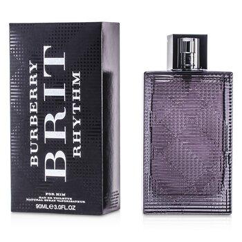 Image of Burberry Brit Rhythm Eau De Toilette Spray 90ml/3oz