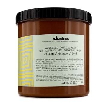 Davines �͹�Ԫ������ Alchemic Golden (�������ҵ� & ���շͧ��Ṵ� & ���շͧ��Ӽ��)  1000ml/33.8oz
