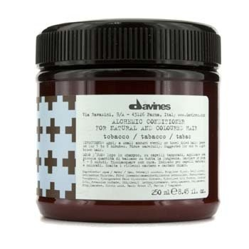 DavinesAlchemic Conditioner Tobacco (For Natural & Mid to Light Brown Hair) 250ml/8.45oz