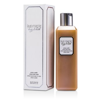Laura Mercier Ambre Vanille Cream Body Wash  200ml/8oz