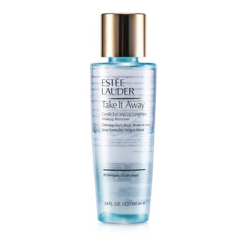 Estee LauderTake It Away Gentle Eye and Lip LongWear Makeup Remover (All Skintypes) 100ml/3.4oz